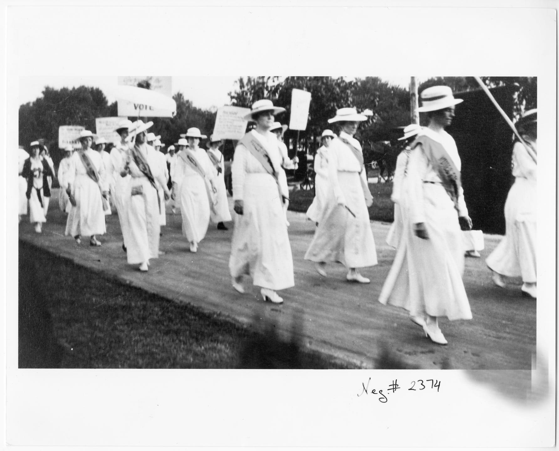 Tennessean Womens Suffrage